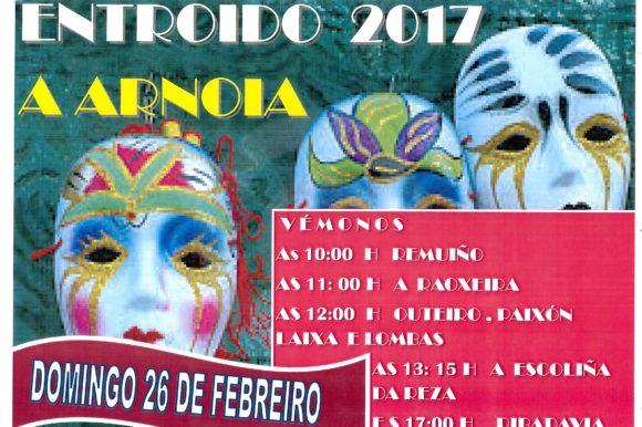 Desfile de Entroido na Arnoia 2017